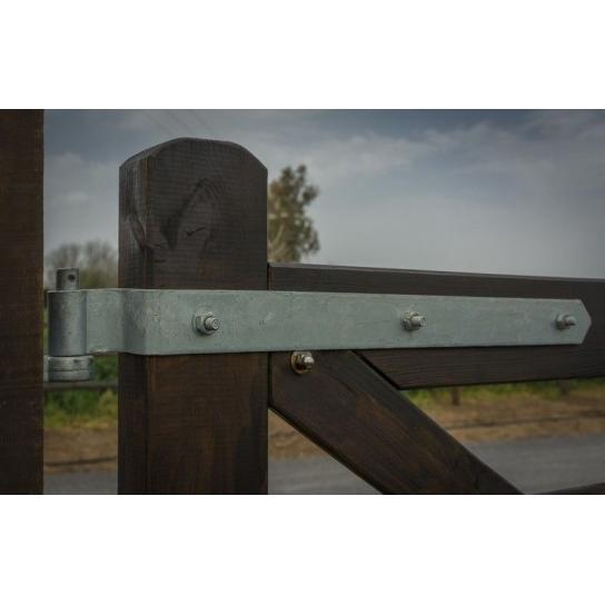 Kit Bisagra puerta campo · Ref. 010029