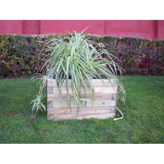 Jardinera Gante Cuadrada · Ref. 130194