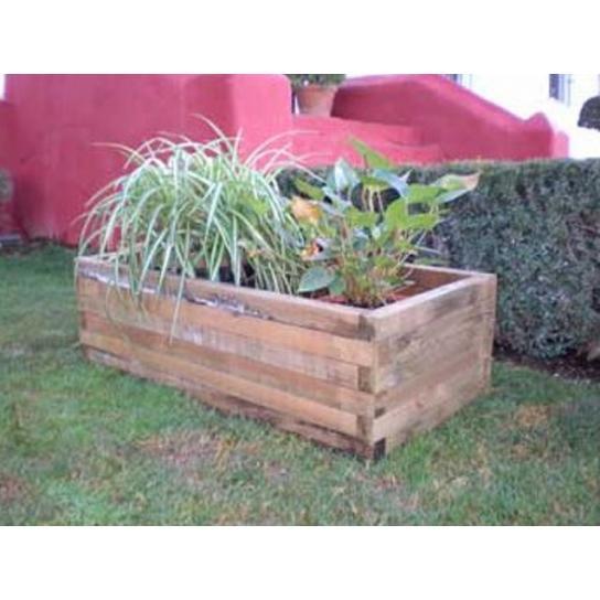 Jardinera Gante Rectangular · Ref. 130192