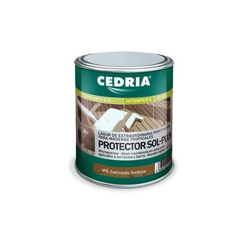 """CEDRIA PROTECTOR SOL PLUS """"IPE"""" 4 L."""