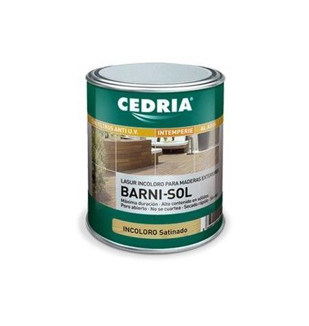 Barni-Sol Transparente satinado · Ref. 130216