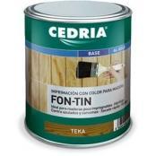 """CEDRIA FON-TIN """"TEKA"""" 4 L."""