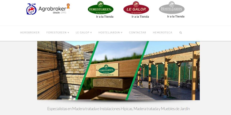 WEB Agrobroker